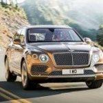 Aquí están las 5 esterillas que sirvan al Bentley Bentayga 🤓