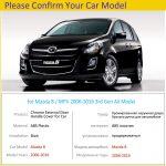 Las 5 mejores esterillas baratas para el Mazda MPV 🙂