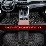 Encuentra las mejores esterillas para tu Peugeot 3008 🥇