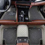 Te enseño las 5 alfombrillas personalizadas para el Chrysler 300C