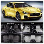 Encuentra el top 5 en esterillas personalizadas para el Maserati GranTurismo