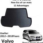 El top cinco de alfombrillas compatibles con el Volvo V50