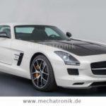 las mejores alfombrillas compatibles con el Mercedes SLS AMG 🤓