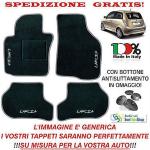 Encuentra el top 5 en alfombrillas baratas para el Lancia Lybra 👌
