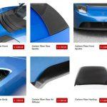 El top five de esterillas que sirvan al Tesla Roadster 👌