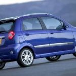 El top five de esterillas personalizadas para el Chevrolet Matiz 👌